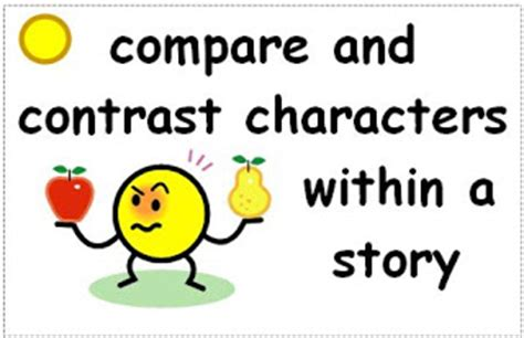 Writing compare and contrast essay examples